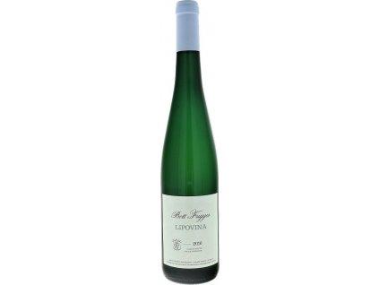Bott Frigyes Lipovina - Hárslevelű, Južnoslovenská oblasť, r2016, akostné víno, biele, suché 0,75L