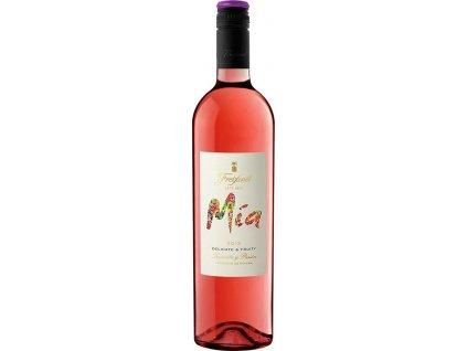 Freixenet Mia Rosado, VdlT, Španielsko, r2015, víno, ružové, polosladké 0,75L