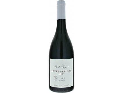 Bott Frigyes Super Granum Red, r2016, akostné víno, červené, suché 0,75L