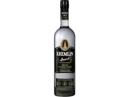 Kremlin Award 40% leather, vodka, v boxe 0,7L