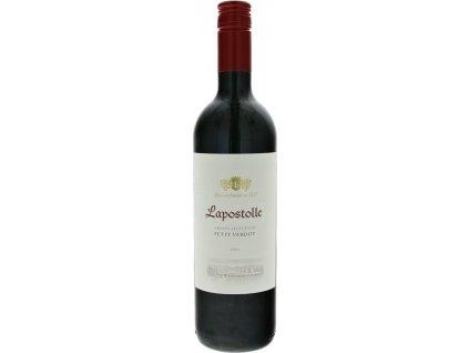 Lapostolle Grand Selection Petit Verdot, Rapel Valley, r2011, víno, červené, suché 0,75L