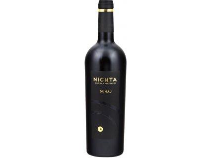 Nichta NICHTA Dunaj, Nitrianska oblasť, r2015, červené, suché 0,75L