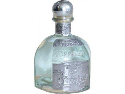 La Cofradia Blanco 100% de agave 38%, tequila 0,7L