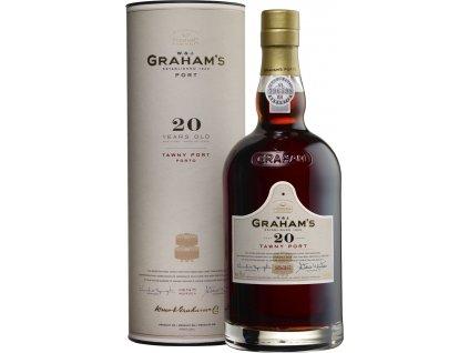 Graham's 20 ročné Tawny Port