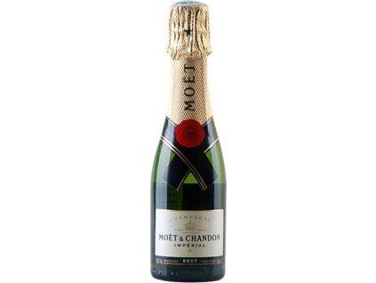 Moët & Chandon Brut Impérial, AOC, Champagne, šampanské, biele, brut 0,2L