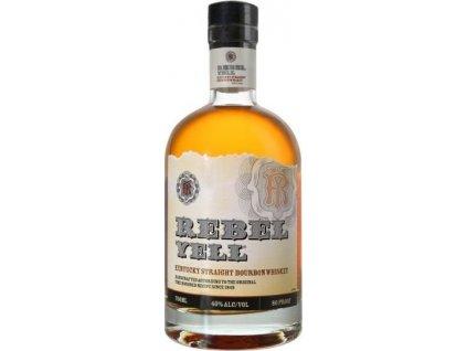 Kentucky bourbon Rebel Yell 40%, whisky 0,7L