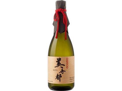 Bijito Junmai Ginjo, Japonsko, saké 0,72L