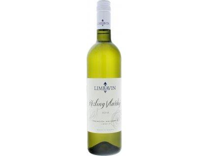 Limbavin Rizling vlašský, Malokarpatská oblasť, r2018, akostné víno, biele, suché, Screw cap 0,75L
