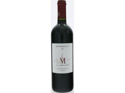 Le Mortelle Botrosecco Maremma Toscana, IGT, Tuscany, r2016, víno, červené, suché 0,75L