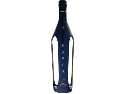 Kappa Pisco, double destilled 40,1%, 0,7L