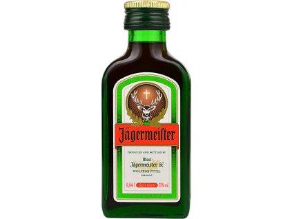 Jägermeister mini 0,04l