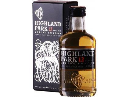 Highland Park 12 Y.O. mini