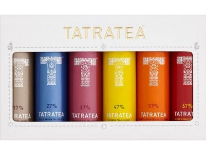 Tatratea Mini Set II. 42% 0,24l