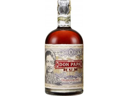 Don Papa 7 Y.O. small batch rum