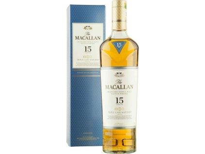 Macallan 15 Y.O. Triple Cask Matured