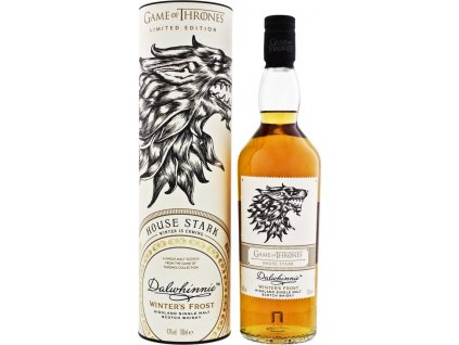 House Stark & Dalwhinnie Winter's Frost - Game of Thrones Single Malts Collection
