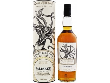 House Greyjoy & Talisker Select Reserve - Game of Thrones Single Malts Collection