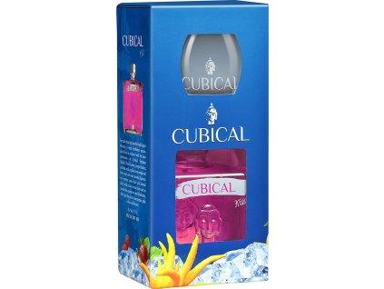 Cubical Kiss + 1 pohár