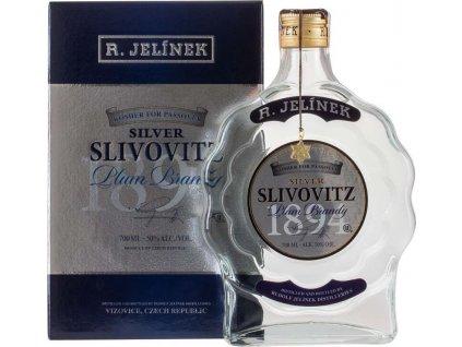 Rudolf Jelínek Koscher Silver Slivovitz