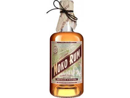 Moko Rum 8 Y.O.
