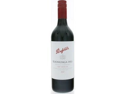 Penfolds Koonunga Hill Shiraz - Cabernet, South Eastern Australia, r2017, víno, červené, Screw cap 0,75L