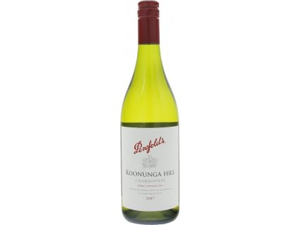 Penfolds Koonunga Hill Chardonnay, South Eastern Australia, r2017, víno, biele, suché, Screw cap 0,75L