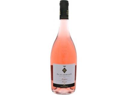 Guado al Tasso Scalabrone, DOC, BOLGHERI DOC, r2018, víno, ružové, suché 0,75L