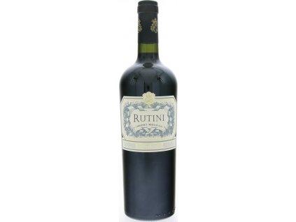 Rutini Collección Cabernet -Merlot, Mendoza, r2016, víno, červené, suché 0,75L