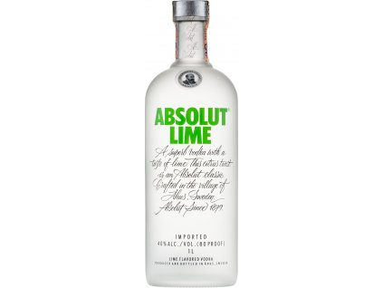 Absolut Lime 1l