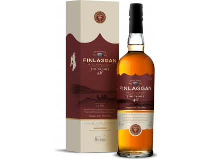 Finlaggan Port Finished