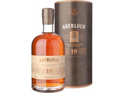 Aberlour 18 Y.O. 0,5l
