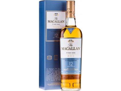 Macallan 12 Y.O. Triple Cask Matured
