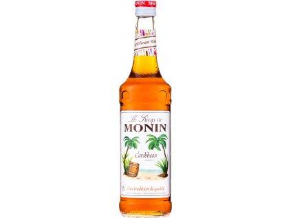 Monin Caribbean Rum