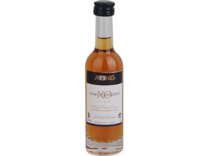 ABK6 Cognac XO Family Reserve, koňak 0,05L