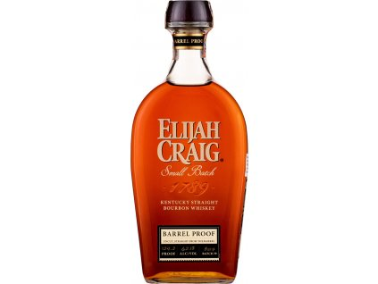 Elijah Craig Barrel Proof 12 Y.O.