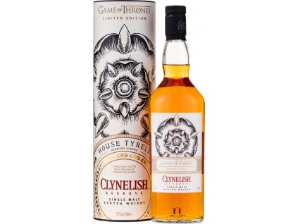 House Tyrell & Clynelish - Game of Thrones Single Malts Collection