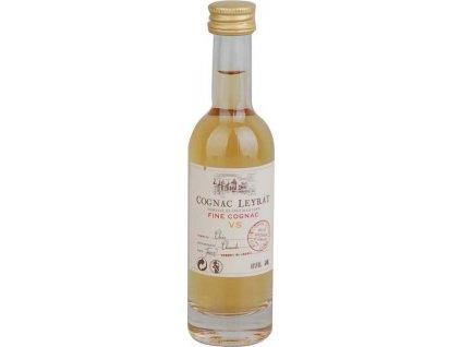 Leyrat Cognac VS Fine 40%, koňak 0,05L