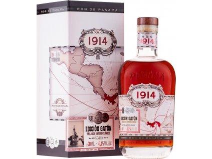 Ron 1914 Edición Gatún