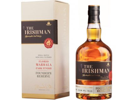 The Irishman Founders Reserve Marsala Cask Finish