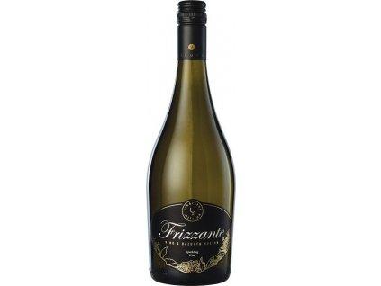 Miluron Frizzante Víno s bazovým kvetom sparkling wine, Slovensko, perlivé víno, biele, Screw cap 0,75L
