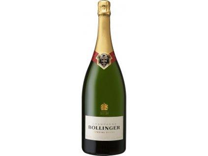 Champagne Bollinger Special Cuvée Brut Magnum, AOC, Champagne, šampanské, biele, brut 1,5L