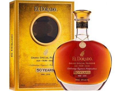 El Dorado Grand Special Reserve 50th Anniversary
