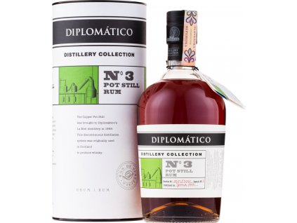 Diplomatico Distillery Collection No.3 Pot Still