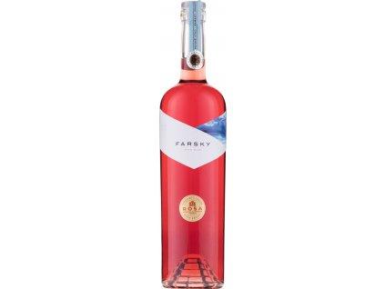 Farsky - Pekné Víno - Rosa 2018, Rosé
