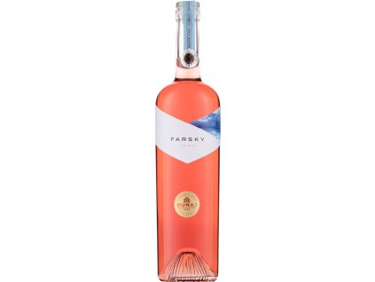Farsky - Pekné Víno - Dunaj 2018 Rosé