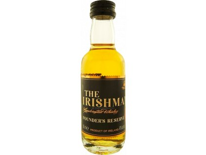 The Irishman Founders Reserve mini