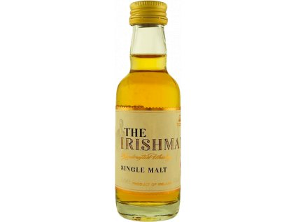 The Irishman Single Malt mini
