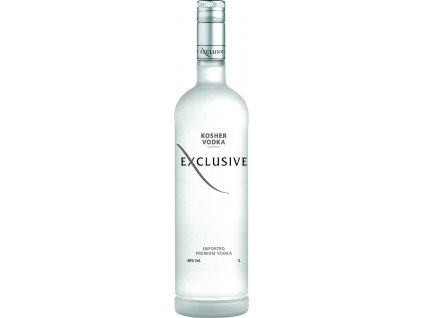 Exclusive Kosher Vodka 1l