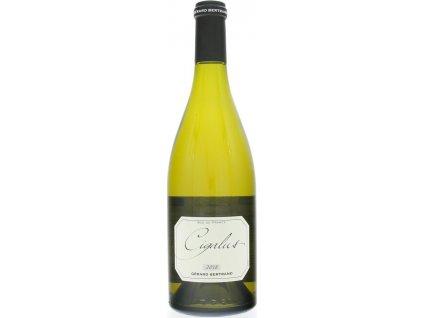 Gérard Bertrand Cigalus BIO, IGP, Languedoc-Roussillon, r2018, víno, biele, suché, BIO 0,75L