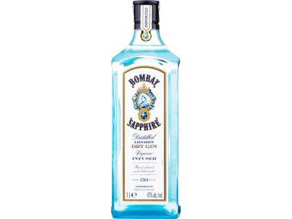 Bombay Sapphire 1l 47%